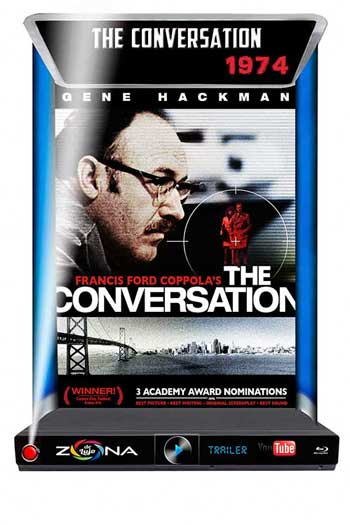 Película The Conversation 1974