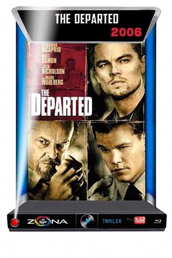 Película Infiltrados 2006