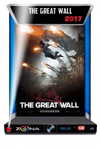 Película The Great Wall 2017