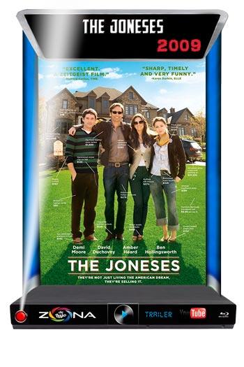 Película The Joneses 2009