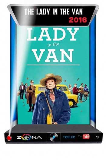 Película The Lady in The Van 2016