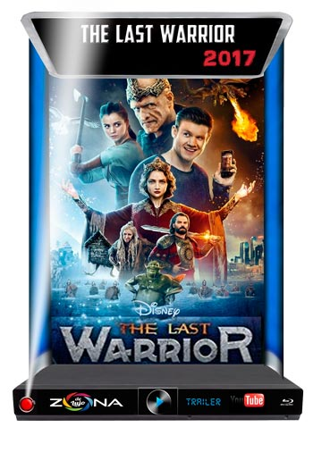 Película The Last Warrior 2017