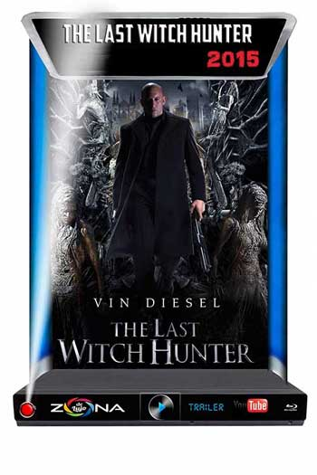 Película The Last Witch Hunter 2015