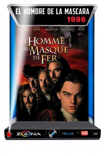 Película The Man in the Iron Mask Trailer 1998