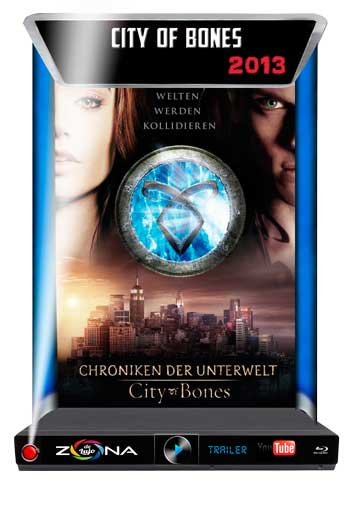 Película The Mortal Instruments City of Bones 2013