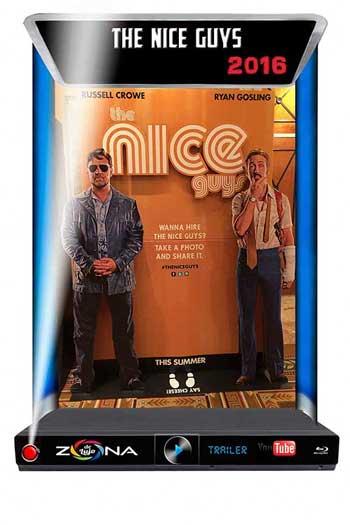Película The nice guys 2016