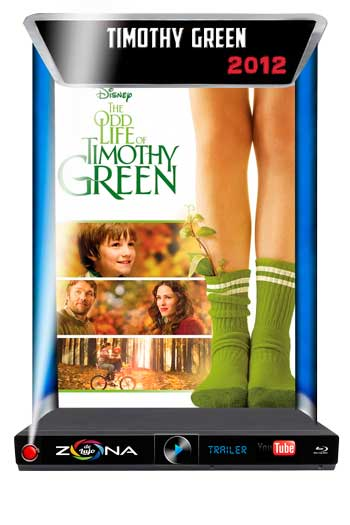 Película The Old Life of Timothy Green 2012