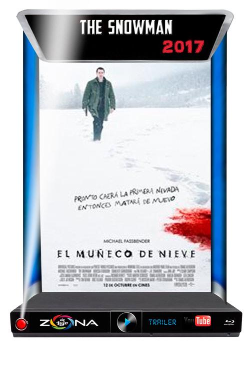 Película The Snowman 2017