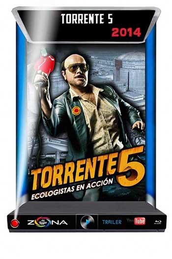 Película Torrente 5 2014