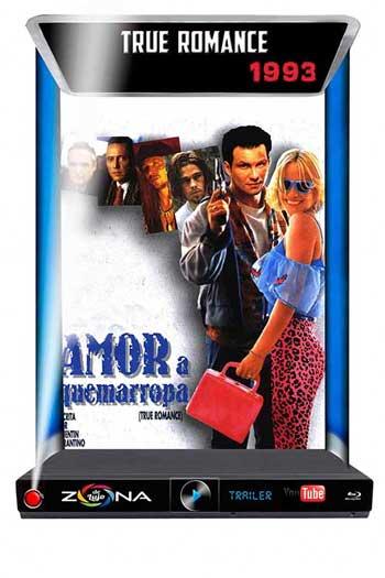 Película Amor a Quemarropa 1993