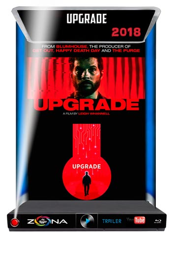 Película Upgrade 2018