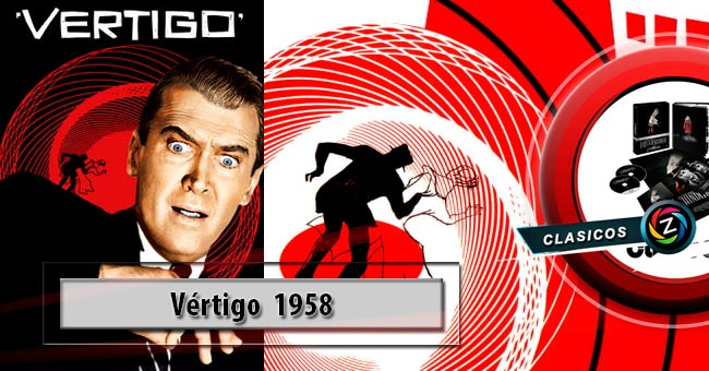 Movie Vertigo 1958