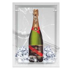 Champagne G.H.Mumm 2004