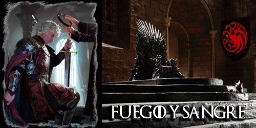 Aegon I Rey de los 7 reinos