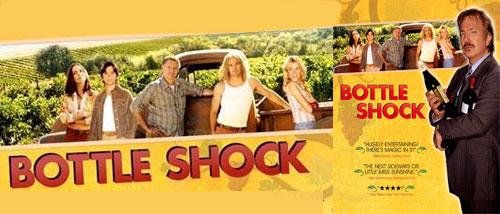 Bottle Shock 2008 aborda la temática de vinos