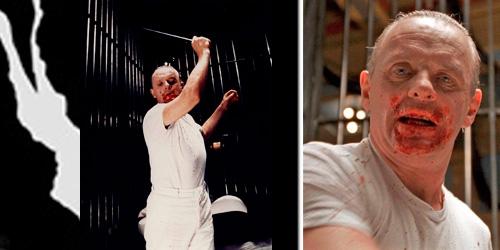 Creación del personaje Hannibal Lecter