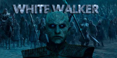 Los Caminantes Blancos Juego de Tronos