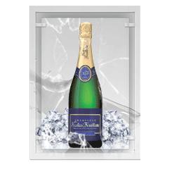 Nicolas Feuillatte - Champagne Brut Blue Label