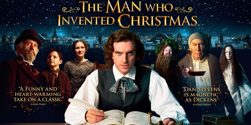 Movie The Man Who Invented Christmas 2017 comments