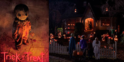 Movie Trick 'r Treat 2007 comments