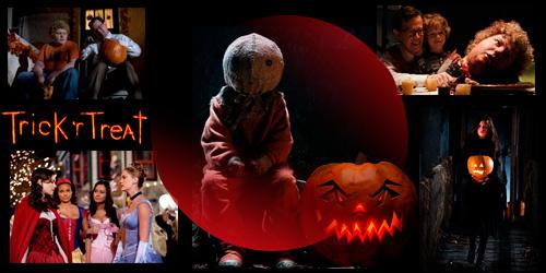 Trick 'r Treat 2007 la mejor película de Halloween