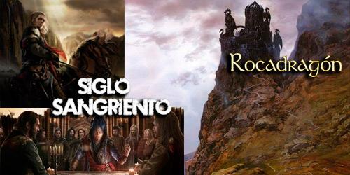 Siglo sangriento y asentamiento en la Fortaleza Rocadragón