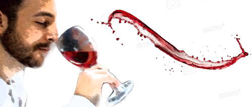 Olfato en el Vino