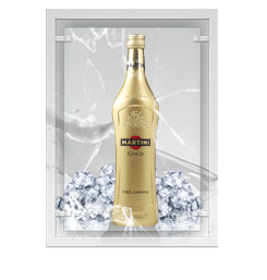 Vermouth Martini Gold by Dolce & Gabbana