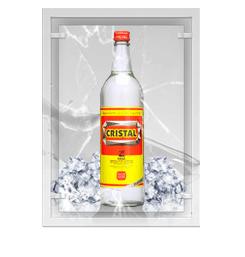 Aguardiente Cristal Clásico (Ecuador)