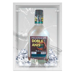 Aguardiente Doble Anis (Colombia)