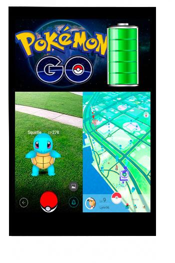Aplicación Pokemón Go