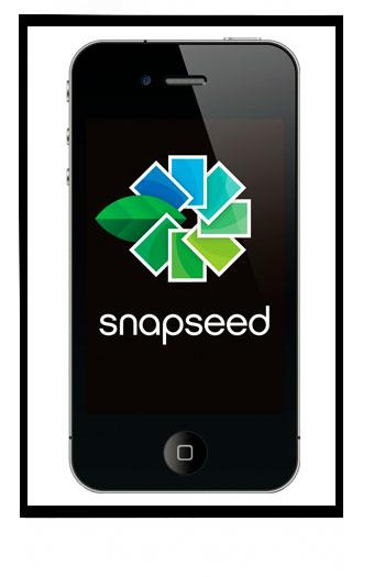 Aplicación Snapspeed