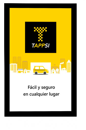 Aplicación Tappsi