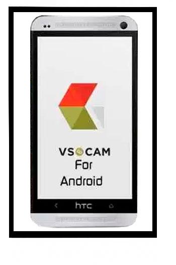 Aplicación VSCO