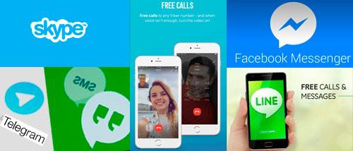 aplicaciones de comunicacion para celular