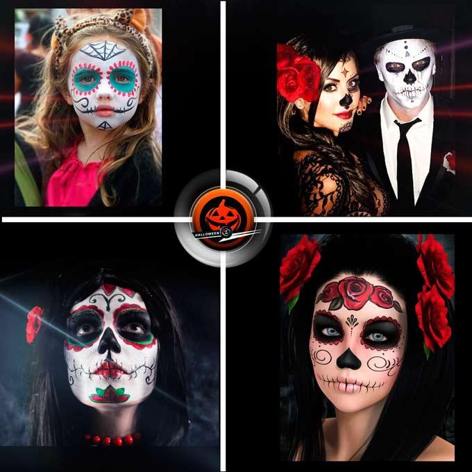 Halloween Catrinas Tendencia