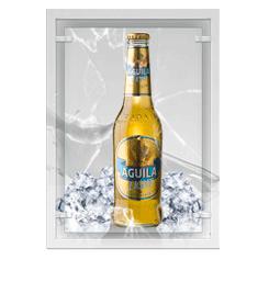 Cerveza Aguila Light (Colombia)