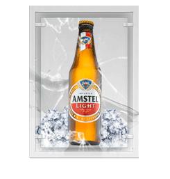 Cerveza Amstel (La de Amsterdam)