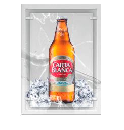 Cerveza Carta Blanca (México)