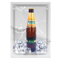Cerveza Cobra (India)