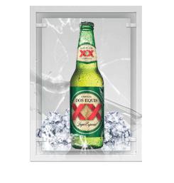 Cerveza Dos Equis XX Lager (México)