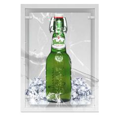 Cerveza grolsch (Holanda)