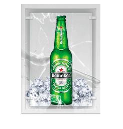 Cerveza Heineken (Origen Holandes)