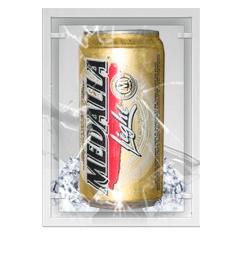 Cerveza Medalla Light (Puerto Rico)