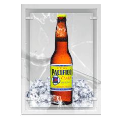 Cerveza pacifico(Mexico)