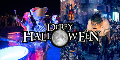 Derry-Londonderry evento de halloween
