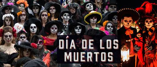 Día de Muertos creencia de México