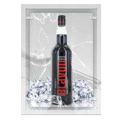 El Vodka Negro