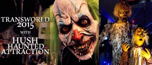 Feria Transworld Event para eventos halloween