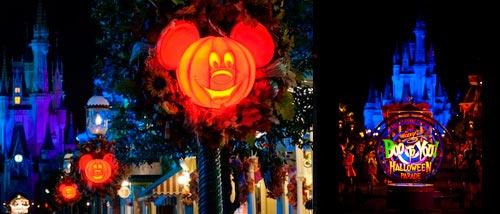 Mickey's Not-So-Scary Halloween Party evento